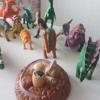 Динозавры 28 штук