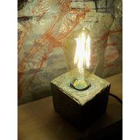 Настольная лампа. Дизайнерский светильник. 006