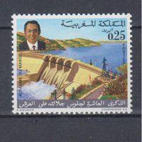 [1416] Марокко 1971.Плотина.