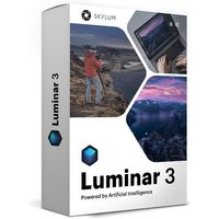 Luminar 3 (ключ) PC/Mac (аналог PhotoShop)