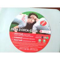 Этикетка на Кока-Кола