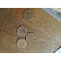 Монеты 1992 года 1 рубль