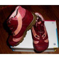 Туфли для девочки р 23