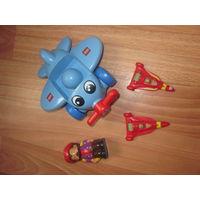Машинки и игрушки для самых маленьких