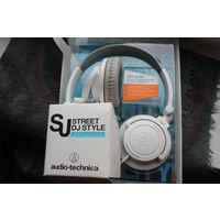 Наушники Audio-Technica ATH-SJ33 белые