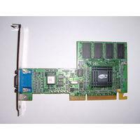 Видеокарта AGP ATi RAGE 128.