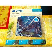 Весы кухонные электронные VT-8022 BK
