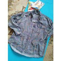 Рубашка р. 50-52 классная