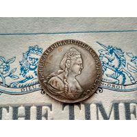 Монета РИ, 1 рубль 1794.