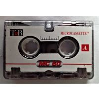 Микрокассета Microcassette T'nB MC-60
