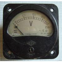 Вольтметр 250в