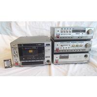 Комплект бытовой малогабаритной стереофонической аппаратуры ОДА 102 СТЕРЕО