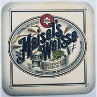 Подставка под пиво Maisel's Weisse /Германия/-1