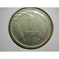 Колумбия 1 песо 1975 КМ#258.1