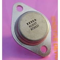 Транзисторы KU607VC Tesla