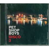 CD Pet Shop Boys - Disco 3 (2003)