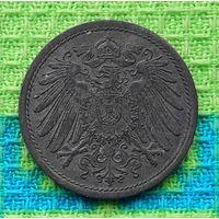Германия 10 пфеннигов 1919 года.