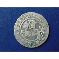 Полугрош Литовский 1512г.Сигизмунд l Старый.