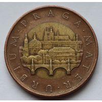 Чехия 50 крон, 1993 г.