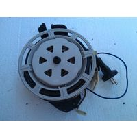 Удлинитель электрический от пылесоса - 5 метров (сворачивается автоматически)