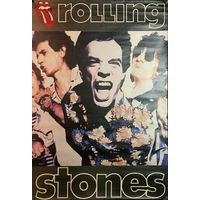 POSTER, ROLLING STONES