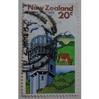 Новая Зеландия.1982.Маяк