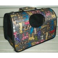 Переноска сумка для собак, р. S, Китай