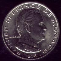 1 Франк 1976 год Монако
