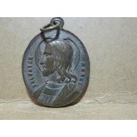 Медаль католическая Ватикан Италия нач.20-го века.