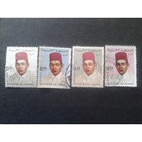Марокко 1968 король Хасан 2