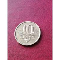 10 центов 1998 года