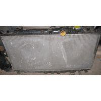 100718 Радиатор основной Mazda 626 lift 2.0 ditd RF2A
