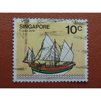 Сингапур. Флот.