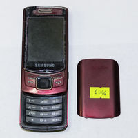 1044 Телефон Samsung C6112 (GT-C6112). По запчастям, разборка