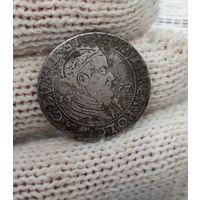 Литва, 3 гроша 1562 Сигизмунд Август