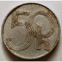 50 геллеров 2003 Чехия