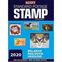 2020 - Каталог Scott - Беларусь - Украина - Молдова - на CD