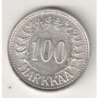 Финляндия 100 марка 1956
