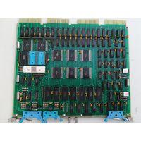 Плата КЦГД (Контроллера Цветного Графического Дисплея) от ДВК 3М