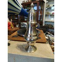 Лот с рубля - 165 Шейкер для сахоной пудры Серебрение без Минималки Большой Аукцион!