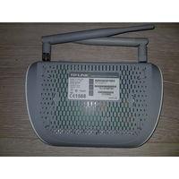 Беспроводной DSL-маршрутизатор TP-Link TD-W8961ND без блока питания. Характеристики на фото.
