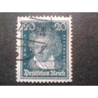 Германия 1926 Бетховен, композитор