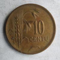 10 ЦЕНТОВ 1925 г.