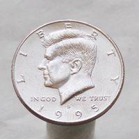 США 50 центов 1995 D