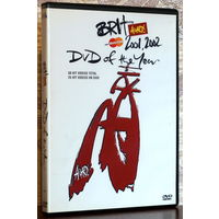 Brit Awards. DVD of the Yars 2001, 2002 (50 Hit Videos Total), DVD