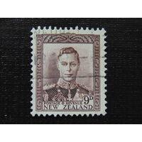 Новая Зеландия 1938 г. Георг -VI.