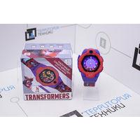 Детские часы JET Kid Transformers Optimus Prime (SIM, GPS). Гарантия