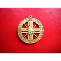 Украинская медаль.