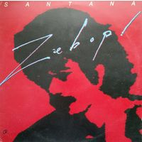 Santana /Zebop!/1981,CBS, LP, EX, Holland