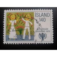 Исландия 1979 день детей